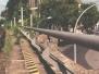 Geländer- Verkehr